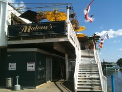 Malone's Lakeside Grill
