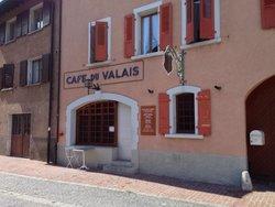 Cafe du Valais