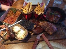 £35 sharing platter