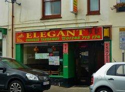 Elegant Chinese Takeaway