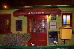 Cafe & Crepes - El Cafe del Alpinista
