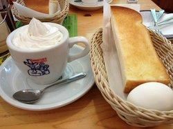 Komeda Coffee Shinosaka