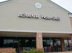 Asiana Fusion Sushi
