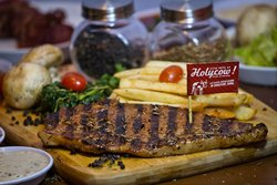 Steak Hotel by Holycow! TKP Surabaya