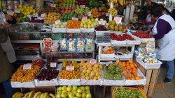 Mercado nro 1 de Surquillo