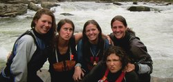 Orion River Rafting