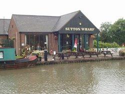 Sutton Wharf Cafebar