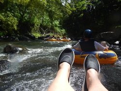 Adventure River Tubing