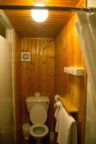 Bathroom - single Loch view room