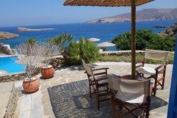 own terrace
