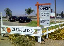 The Orange Works Cafe