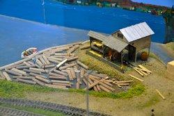 Log drive