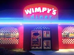 Wimpys Dinner
