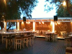 Kohilia Beach Bar