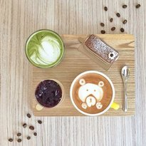 Coffee Cup by Cherie