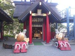 Mt. Fujiyama Komitake shrine