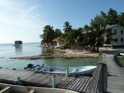 View from restaurant veranda