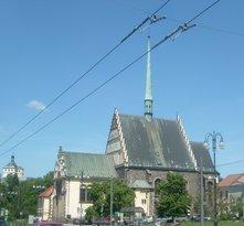 Kostel Svateho Bartolomeje