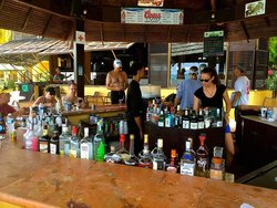 The Beach Bar at Emerald Beach