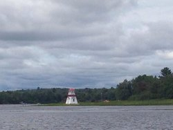 Cecebe Lake Lighthouse