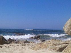 Praia Forte de Paçô
