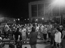 Haunted Texarkana Ghost Walk