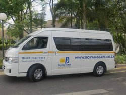 Boyang Gape Tours and Travel - Day Tours