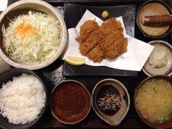 Kagoshima Pork Shop Kurokatsutei Kurobe