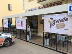 Bar gelateria Baradero