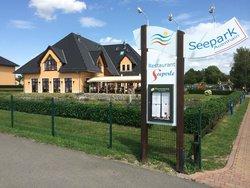 Restaurant Seeperle im Seepark Auenhain
