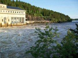 Solbergfoss Hydropower Plant