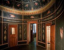 Palazzo Milzetti Museo Nazionale dell'eta Neoclassica in Romagna