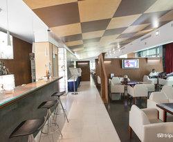 Bar at the BEST WESTERN Alfa Aeropuerto