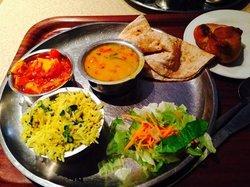 Govinda's Pure Vegetarian Restaurant