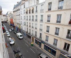 The Single Room at the Atelier Montparnasse