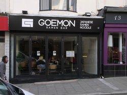 Goemon Ramen Bar