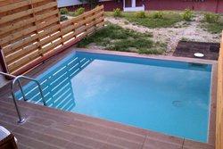 Junior suite - prywatny basen