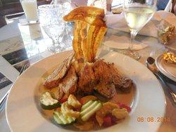 Keweenaw Mountain Lodge Restaurant