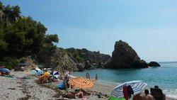 Playa de la Cala el Cañuelo