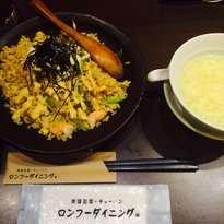 Long-hu dining Diver City Tokyo