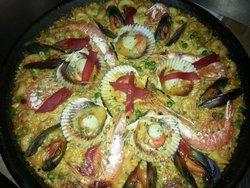 Restaurante La Codorniz asador