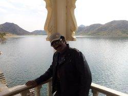 pic of rahil at tiger Lake