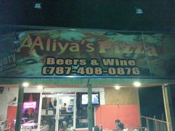 Aliya's Pizza