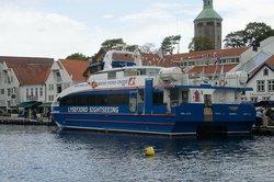 Rødne Fjord Cruise