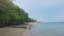 Así es la playa.... solo descanso