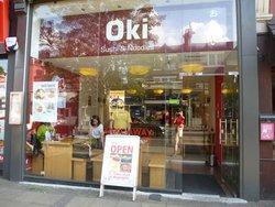 OKI Japanese Takeaway