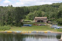 Skinner's Falls Campground