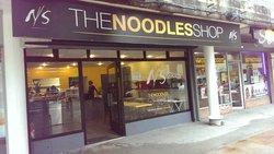 The Noodles Shop
