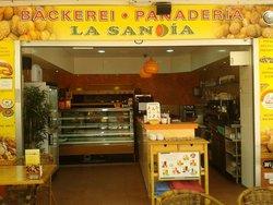 Bäckerei Sandía
