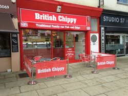 ‪British Chippy‬